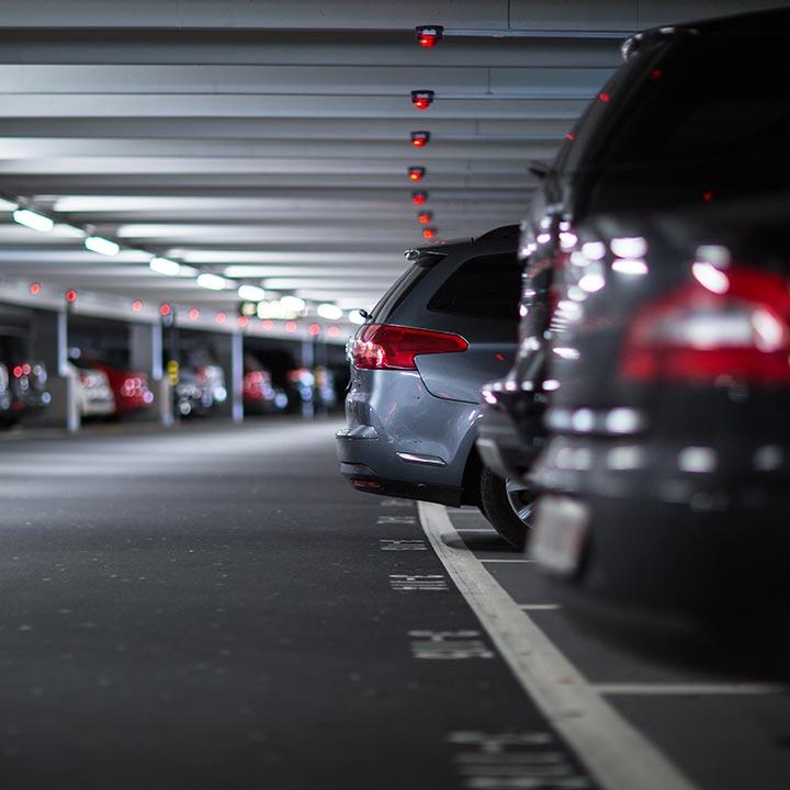 Spacious Parking Space   Podium Parking   Eon Homes Hinjewadi