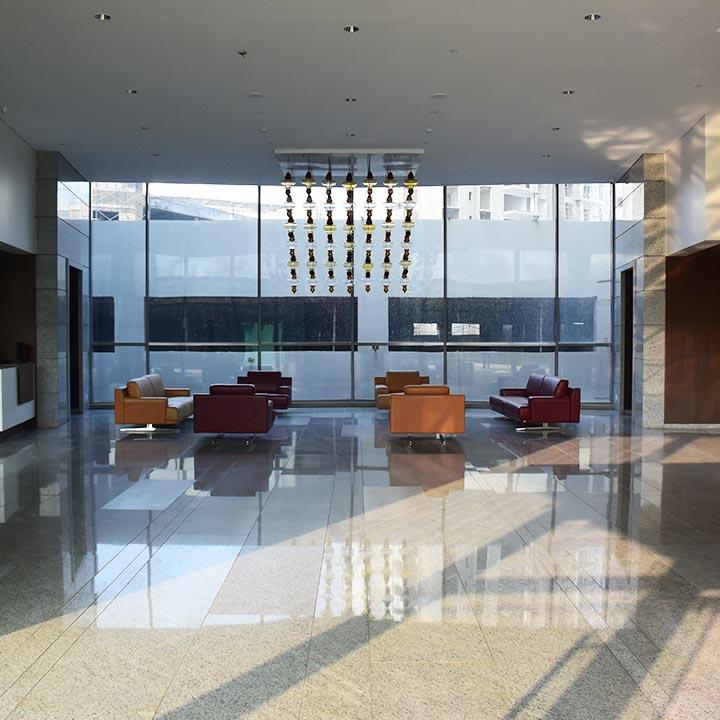 Apartment Entrance Lobby   Kasturi EON Homes   Luxury Apartments in pune