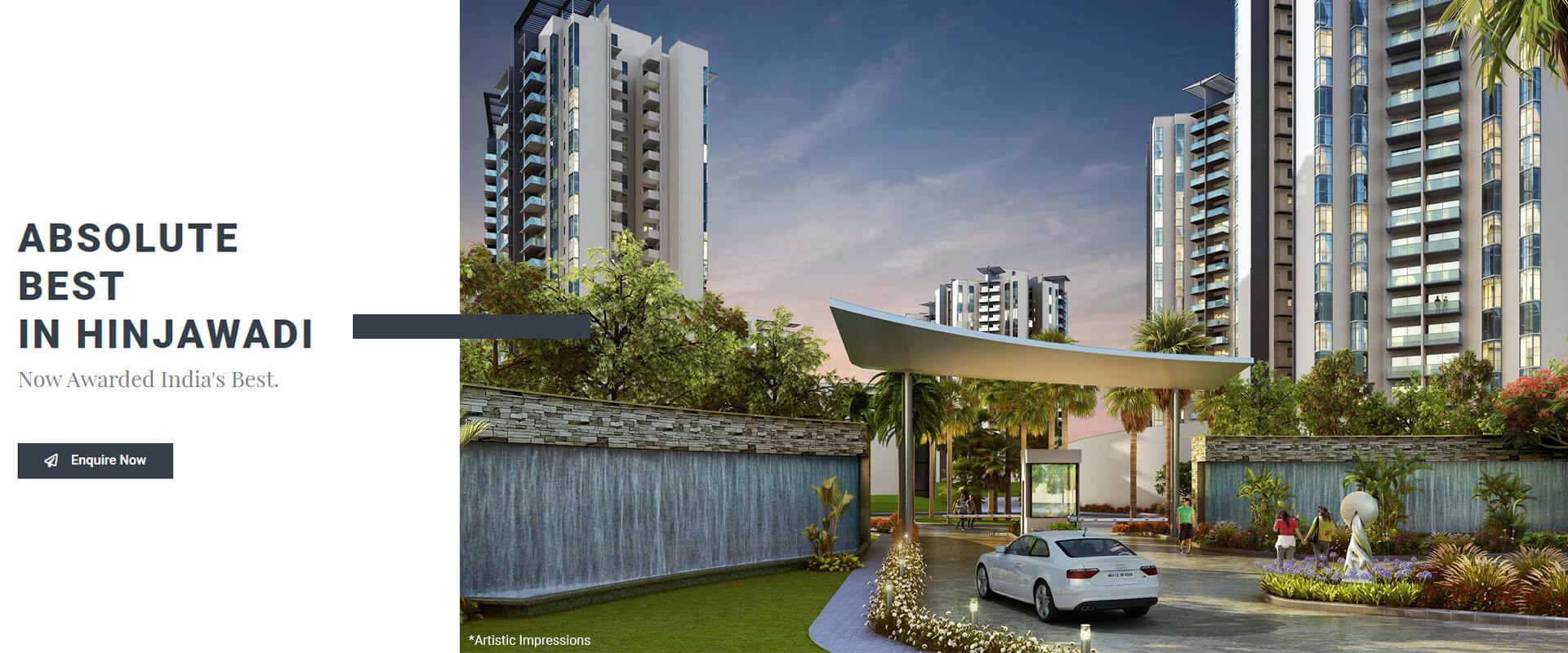 2 3 Bhk Flats In Hinjewadi Projects In Hinjewadi Pune Eon Homes