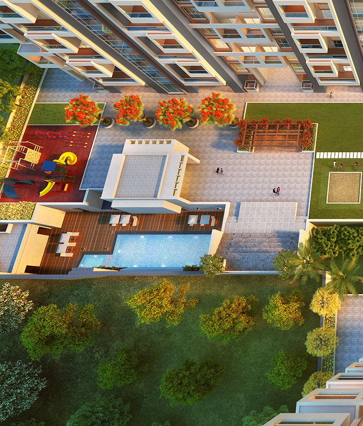 Luxurious Amenities in Wakad | Epitome