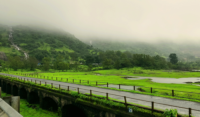 Drive to Lonavala or out of the city
