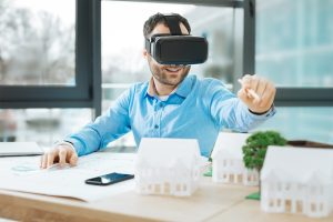 Virtual reality in Real estate sector